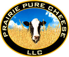 Prairie Pure Cheese Logo